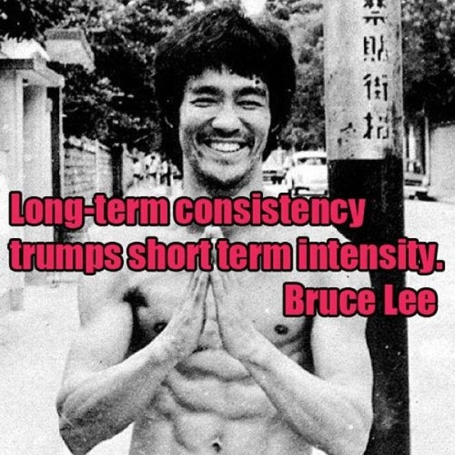 consistencybrucelee